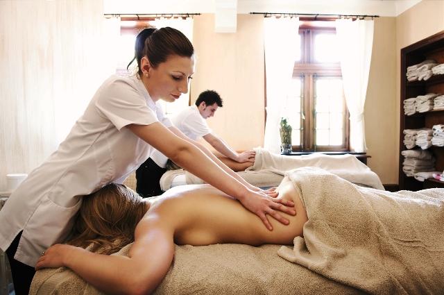 Соблазнительный массаж