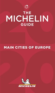 Guide Michelin Main Cities of Europe