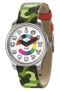 Montre enfant made in Belgium
